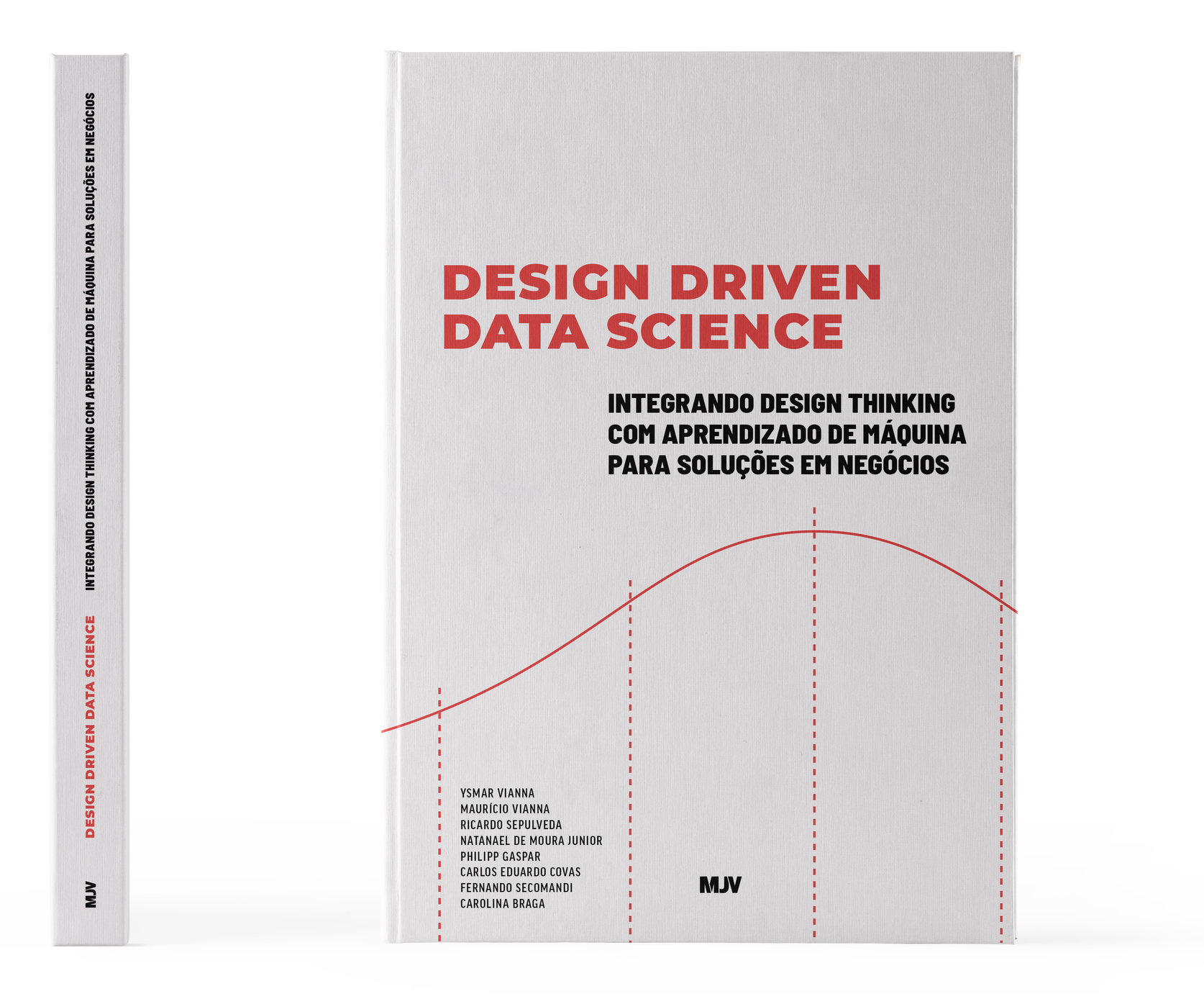 Capa do Livro Design Driven Data Science
